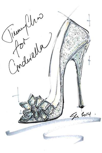 Известные дизайнеры обуви представили свои версии туфель Золушки | галерея [1] фото [5]