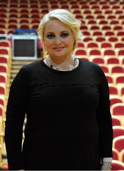 Светлана Пермякова в Екатеринбурге, фото