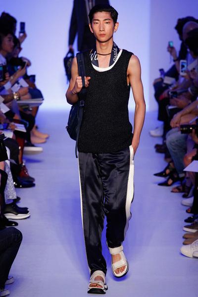 Неделя мужской моды в Париже: лучшие показы | галерея [3] фото [14]