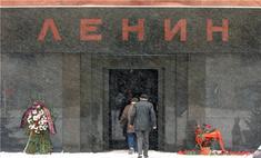 Россияне хотят отправить Ленина на кладбище