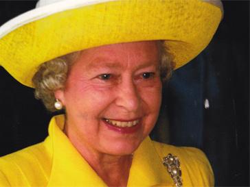 Королева Великобритании Елизавета Вторая (Queen Elizabeth)
