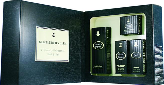 Jessica, набор для рук Gentlemen's Club, 2400 рублей