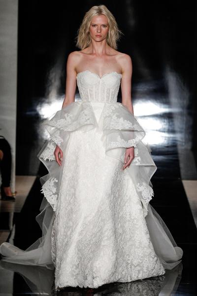 Лучшие коллекции Недели свадебной моды   галерея [8] фото [2]
