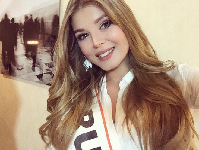 Ростовчанка Валентина Расулова победила в конкурсе красоты «Мисс Интерконтиненталь-2015»