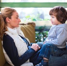 Начистоту: детские вопросы, которые заставляют нас врать