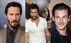 Звездные изъяны: 10 знаменитых мужчин со шрамами