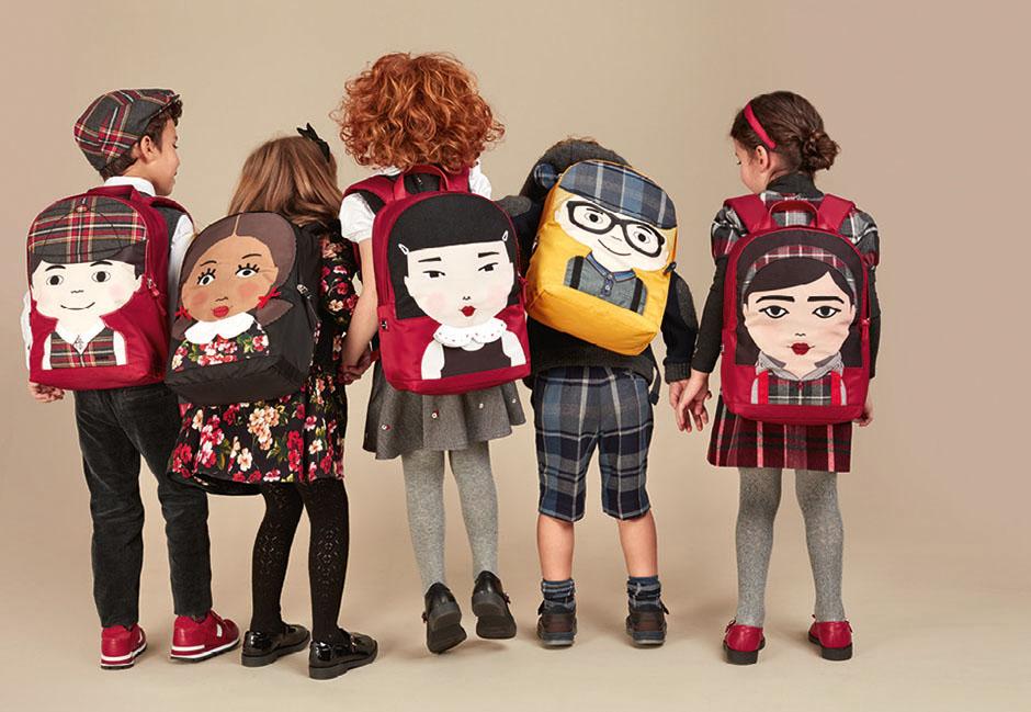Back to School: как одеть ребенка в школу