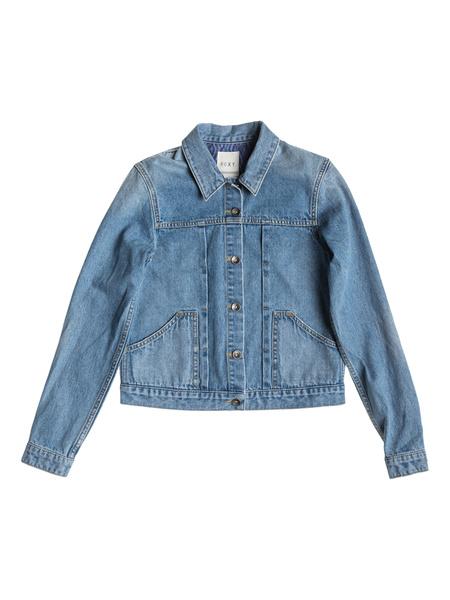 Джинсовая куртка Roxy, 3493 рублей (с учетом скидки)