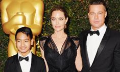 Джоли устраивает свидания для сына