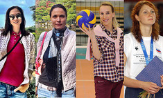 «Золотые» ноги! 4 самые звездные волейболистки «Уралочки»