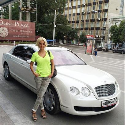 Лера Кудрявцева в Ростове