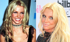 Не видно разницы: Бритни Спирс на шоу Billboard и 16 лет назад