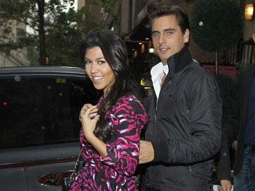 Кортни Кардашьян и Скотт Дисик встречаются уже четыре года, но не торопятся связать себя узами брака