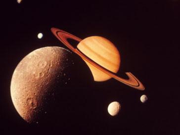 Возможно, где-то в глубинах океанов на Титане существует жизнь