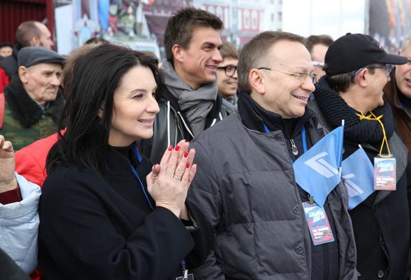 Екатерина Стриженова, Игорь Угольников фото