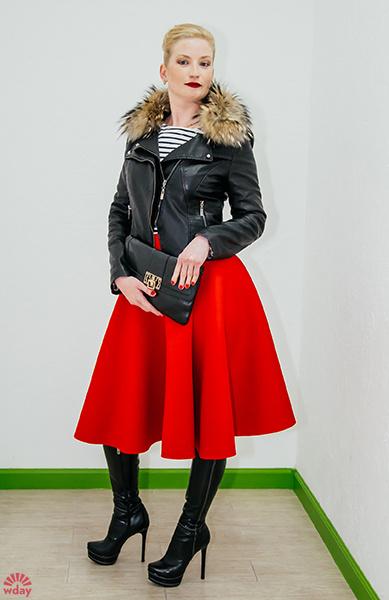Дана Борисова, проект Woman's Day и «Совместные покупки на E1.RU», фото