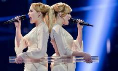 Сестры Толмачевы седьмые на «Евровидении»