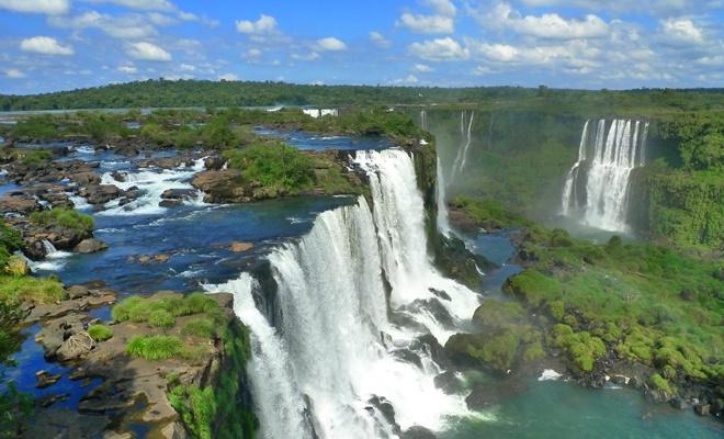 Бразилия в 20 интересных фотофактах
