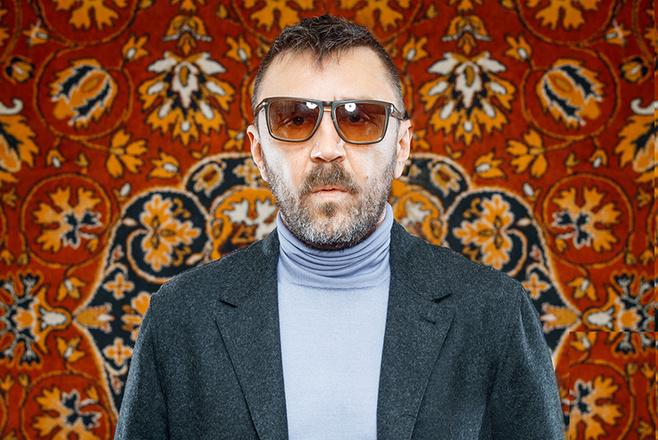 Шнуров станет ведущим шоу «Про любовь» на Первом канале: фото