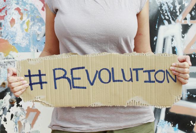 Борьба за женскую независимость: фото