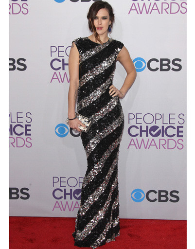Румер Уиллис (Rumer Willis) на People's Choice Awards 2013