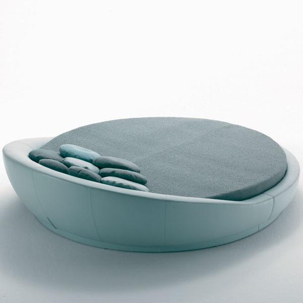 Кровать Round Trip, Visionnaire IPE Cavalli, галерея Altagamma.