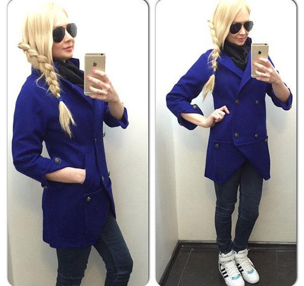 Дарья пынзарь мода 2105 одежда весна