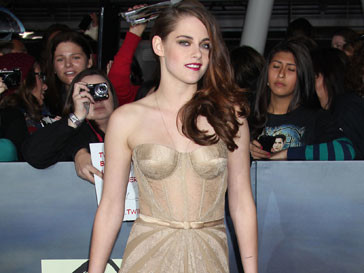 Кристен Стюарт (Kristen Stewart) - самая сексуальная голливудская актриса по мнению британских мужчин