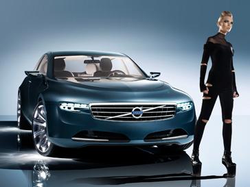 Титульным партнером Недели моды - автоконцерн Volvo - представит в рамках мероприятия концепт-кар Volvo Concept You