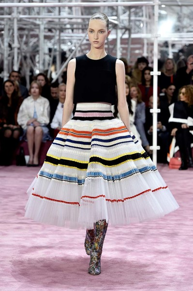 Показ Dior Haute Couture   галерея [1] фото [25]