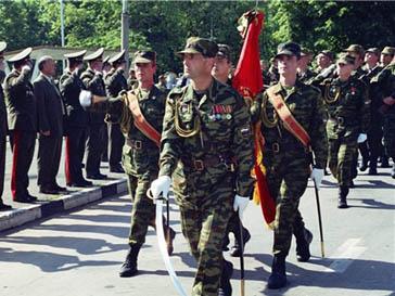 Российская армия реформирована