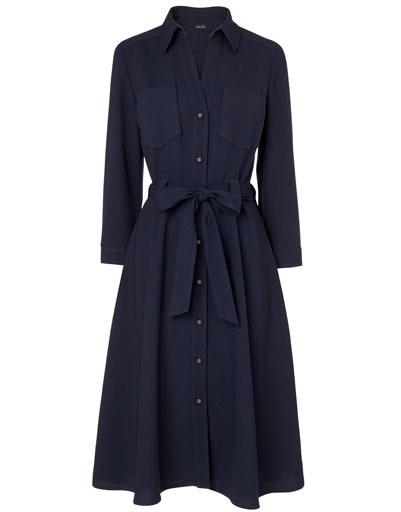 Платье-рубашка Jaeger