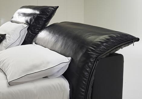 Компания NATUZZI представила коллекцию кроватей | галерея [1] фото [7]