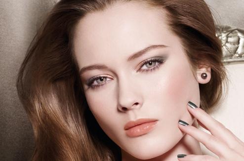 Шанель макияж