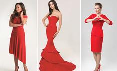 Девушки в красном: необычная выставка открылась в Краснодаре