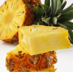 Блюда с ананасом: рецепты красоты