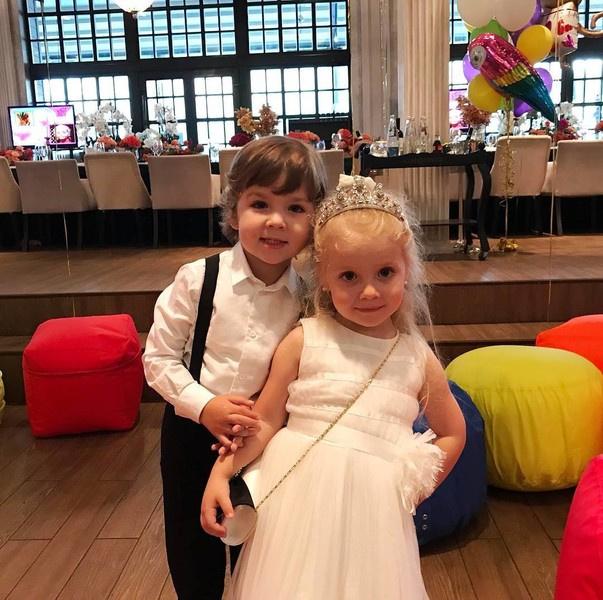 Как живут дети звезд - Гарри и Лиза Галкины