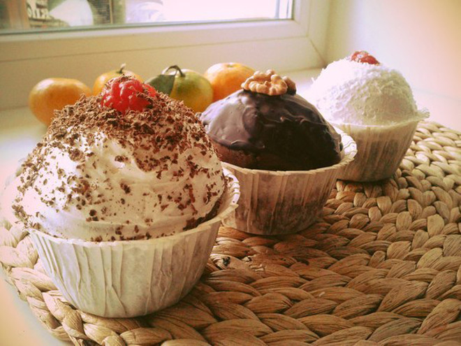 сладости десерты
