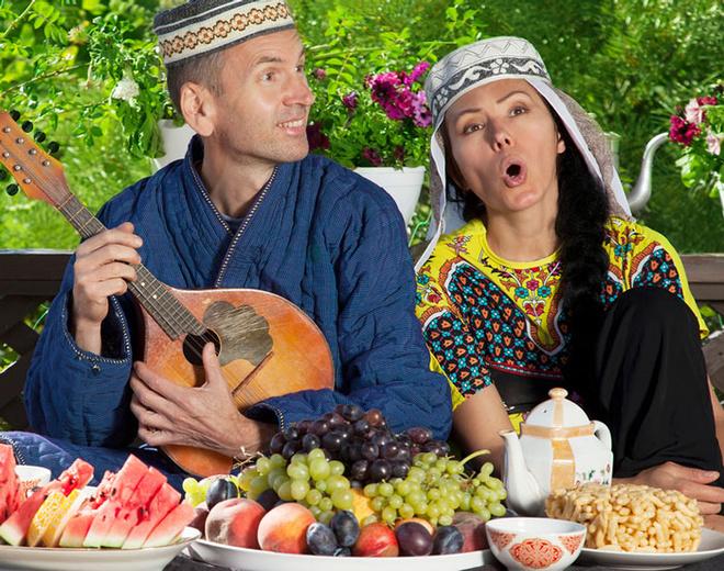 Восточная, европейская кухня