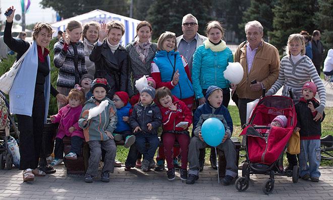 День города в Ростове, праздничные мероприятия