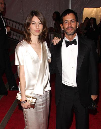 София Коппола (Sofia Coppola) и Марк Джейкобс (Marc Jacobs)