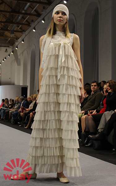 Дизайнер Людмила Кокорева, коллекция весна-лето 2016, фото