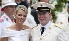 Свадьба князя Монако обошлась в 20 млн евро