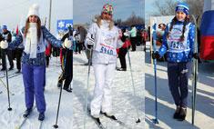 «Лыжня России – 2015»: 9 самых ярких саратовских участниц