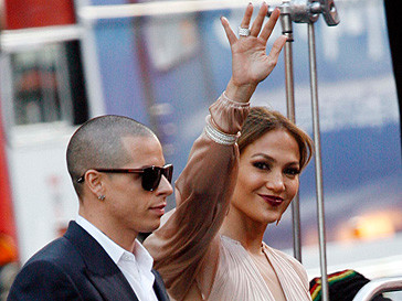 Дженнифер Лопес (Jennifer Lopez) и Каспер Смарт