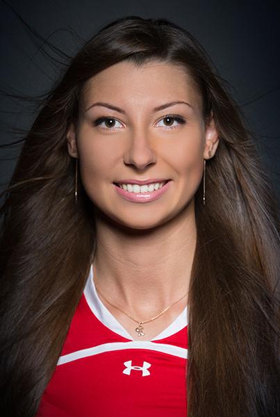 Ирина Заряжко, волейбол, фото