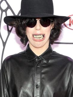 Леди Гага на YouTube Music Awards