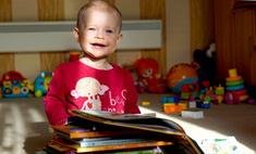 Пять книг, которые полюбит малыш до года