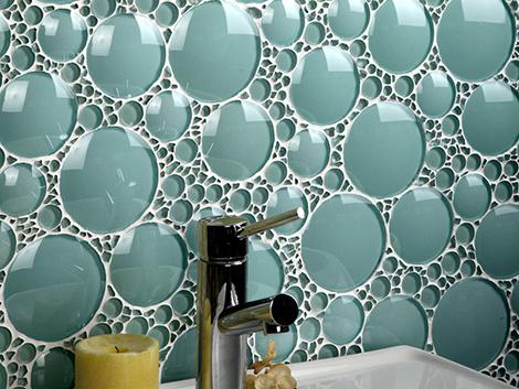 Мозаика Watercube, Evit