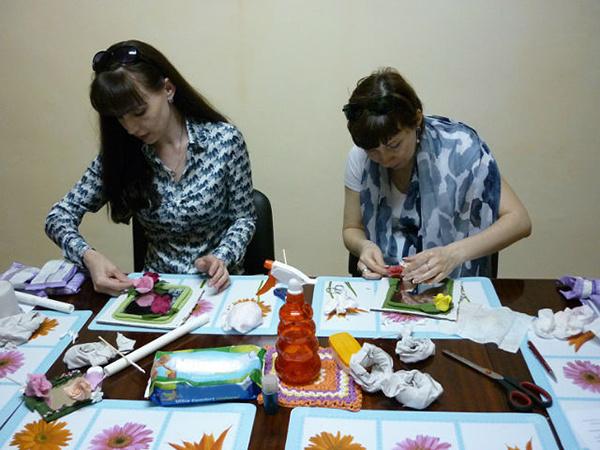школа лепки в Астрахани